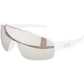 POC Crave Occhiali da sole, bianco/argento